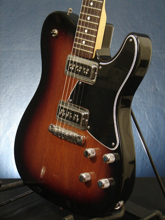 fender american special tele sonic 507966