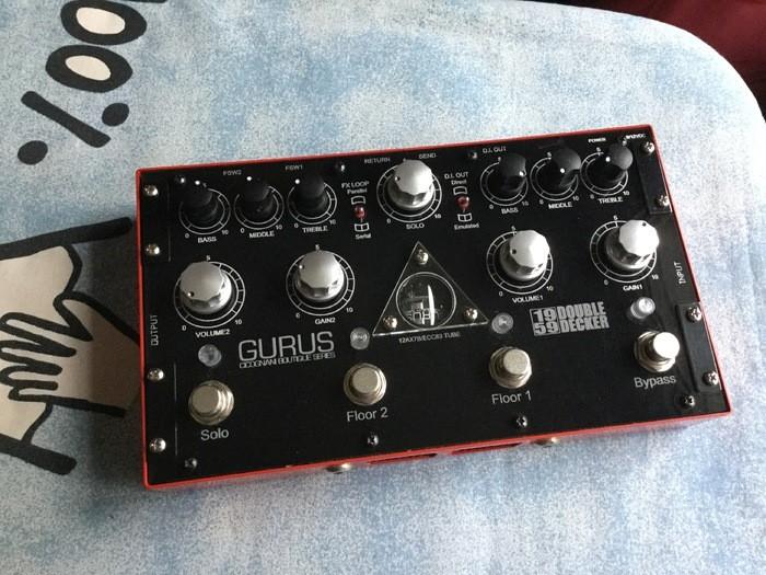 Gurus 1959 DoubleDecker (40947)