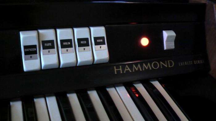 Hammond Chord Organ Everett Series Model 2022 (76372)