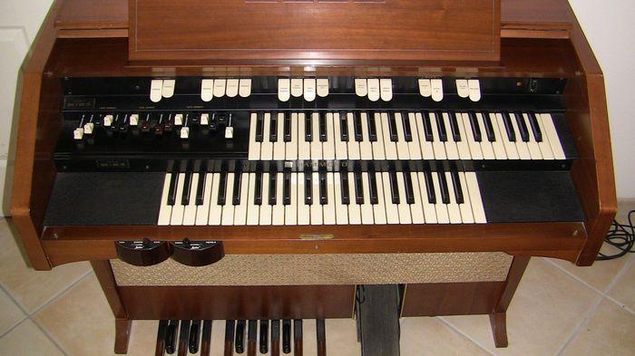Hammond L122 alskleg images