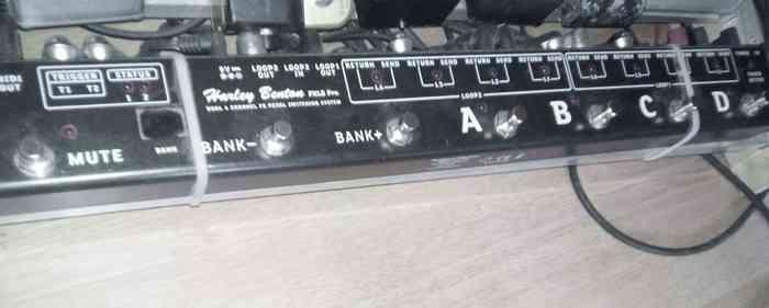 Harley Benton FXL8 Pro (58736)