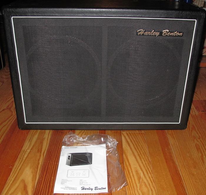 harley benton g212 vintage image 296853 audiofanzine. Black Bedroom Furniture Sets. Home Design Ideas
