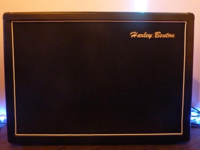 harley benton g212 vintage image 625575 audiofanzine. Black Bedroom Furniture Sets. Home Design Ideas