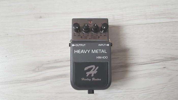 Harley Benton HM-100 Heavy Metal (45297)