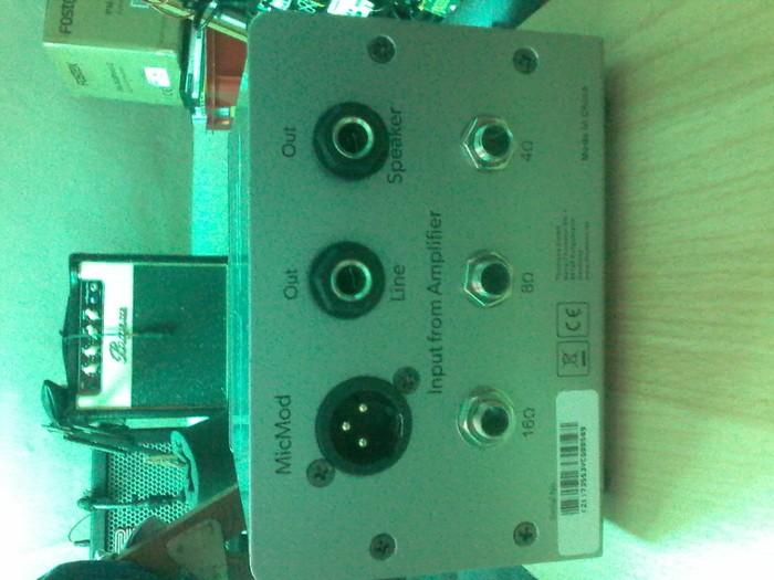 Harley Benton Power Attenuator (59269)