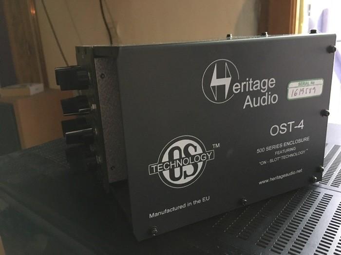 Heritage Audio OST-4 (61713)