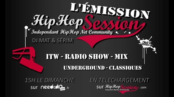 Emission HipHopSession