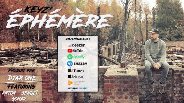 KeyZ' - Ephémère Hip-hop-rap-2975580