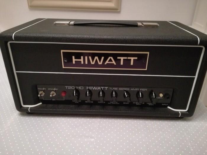 Hiwatt T20 Head (46181)