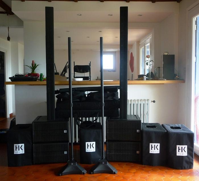 HK Audio Elements Acoustics Three
