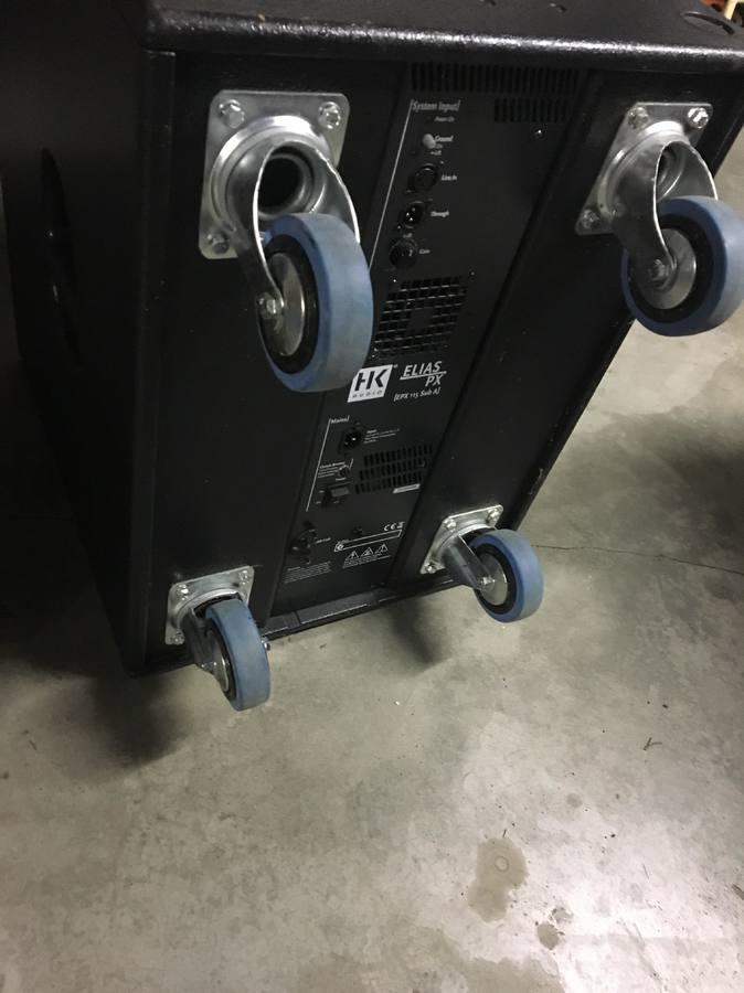 HK Audio Elias PX System (52078)