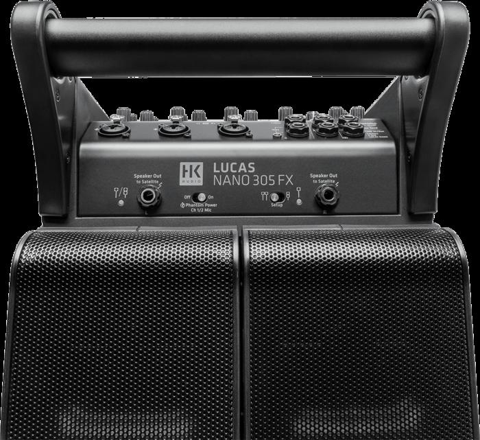 LUCAS NANO305FX 4