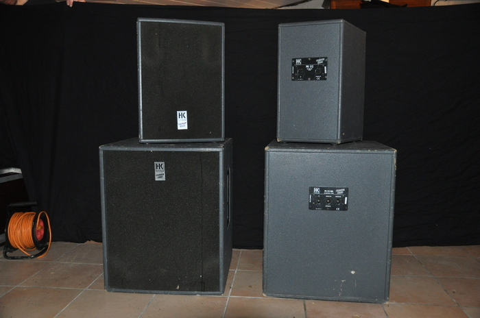 HK Audio PR 115 Sub assodecibel images