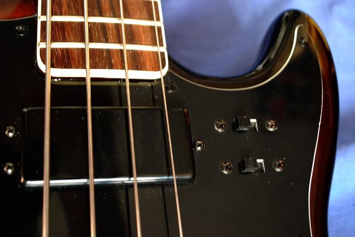 Hofner Guitars 185 Bass Guitar - sunburst (HCT-185-SB) (93614)