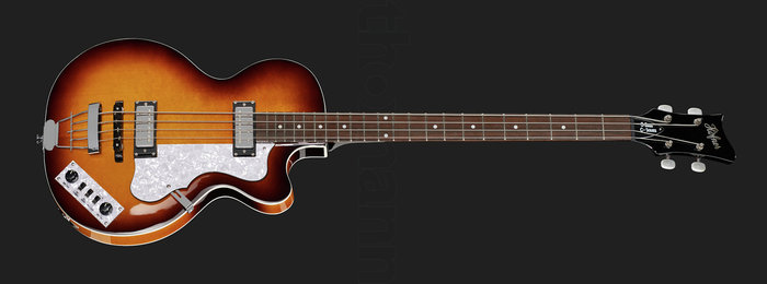 Hofner Guitars Club Bass Ignition mroc images
