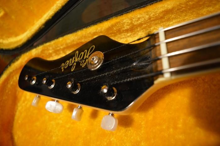 Hofner Guitars HCT Galaxie Short Scale Bass (17086)