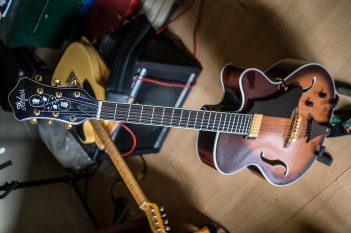 Hofner Guitars HCT-J17-SB (10855)