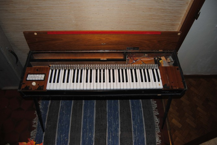 hohner clavinet d6 image 522128 audiofanzine. Black Bedroom Furniture Sets. Home Design Ideas