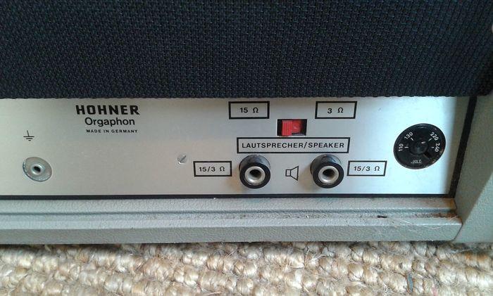 Hohner Orgaphon 41 MH (72796)