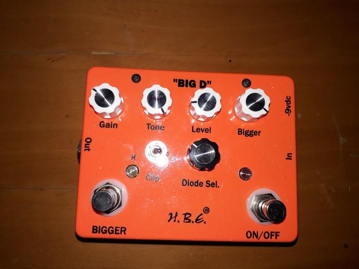 HomeBrew Electronics Big D (79665)