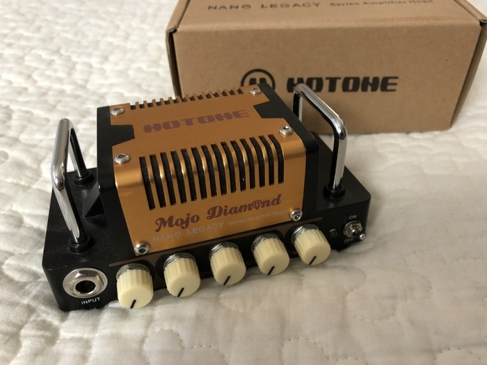 Hotone Audio Mojo Diamond (68558)
