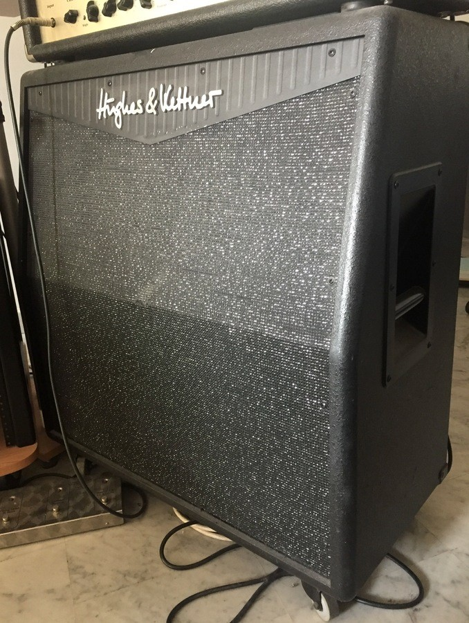 Hughes & Kettner Attax AX412A/B Cabinet (90488)