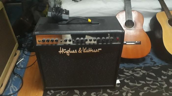 Hughes & Kettner Attax Tour Reverb (54723)