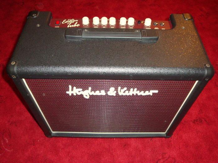 Hughes & Kettner Edition Tube Ben - guitare24.fr images