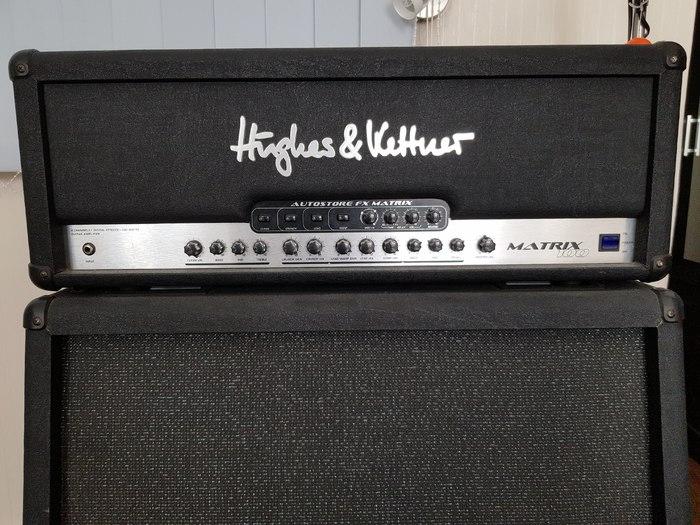 Hughes & Kettner Matrix 100 Head (83401)
