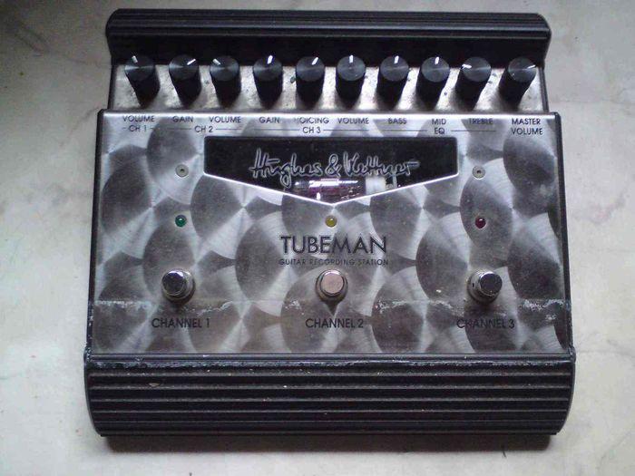 hughes and kettner tubeman manual