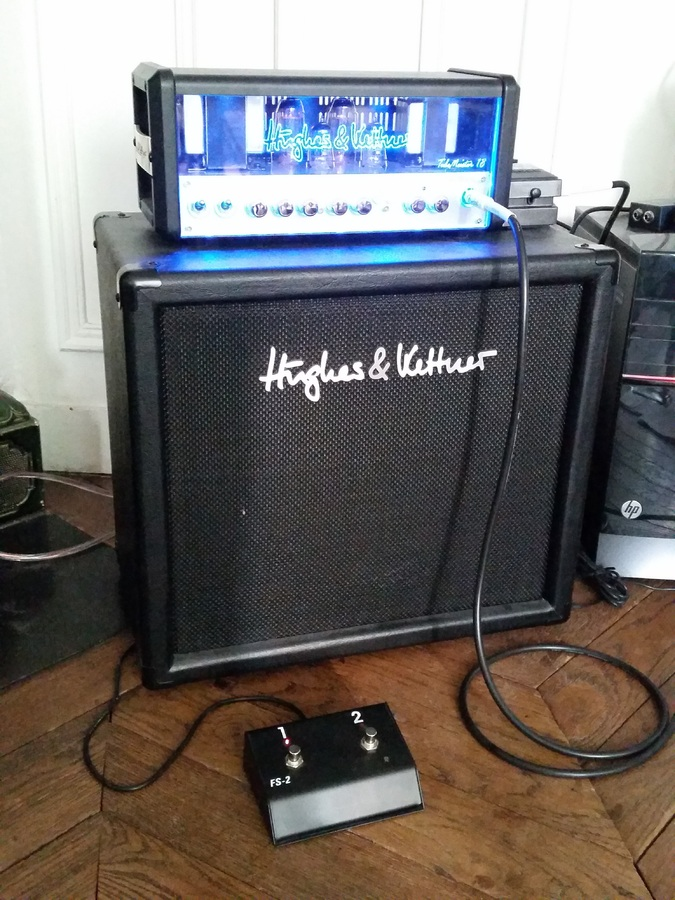 hughes and kettner tubemeister 18 manual