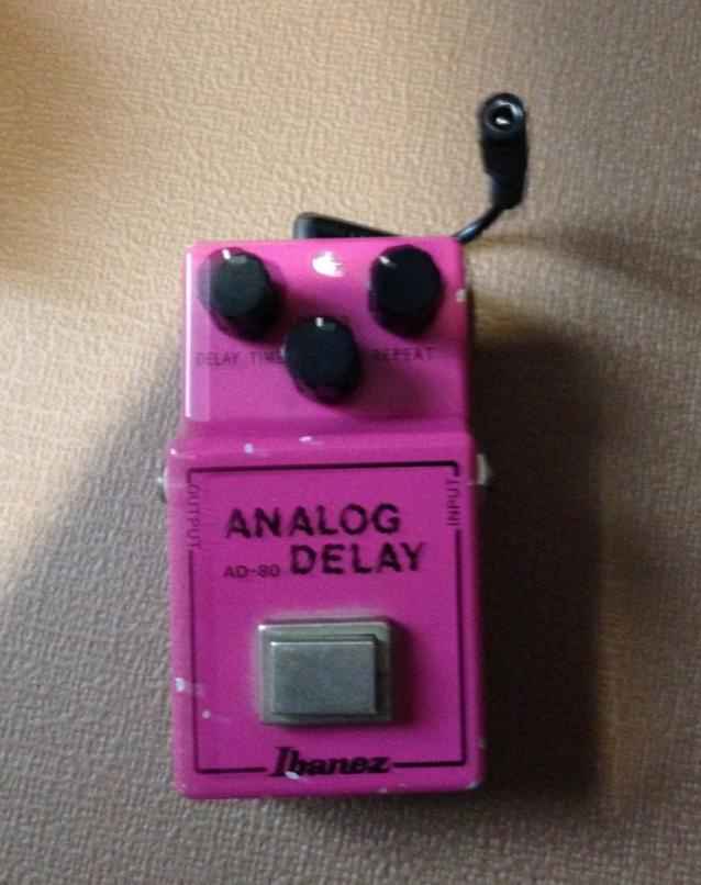 Ibanez AD-80 Analog Delay (52273)