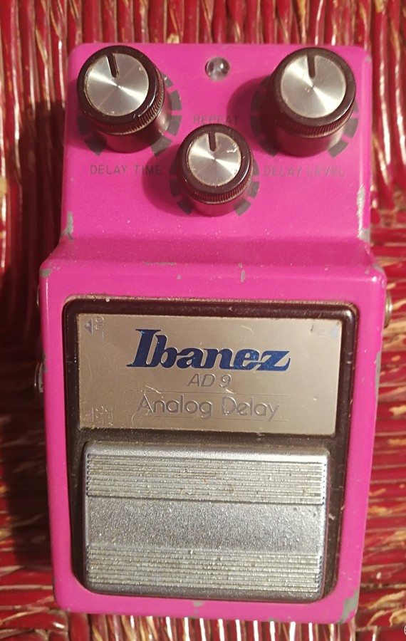 Ibanez AD9 Analog Delay (55675)