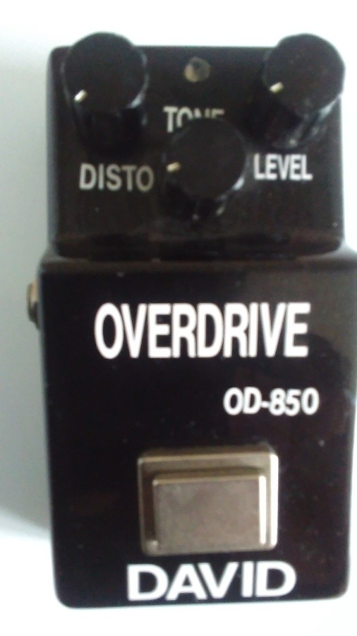 Ibanez OD-850 Overdrive (1st issue) (20558)