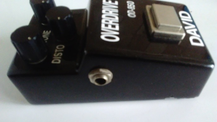 Ibanez OD-850 Overdrive (1st issue) (40817)