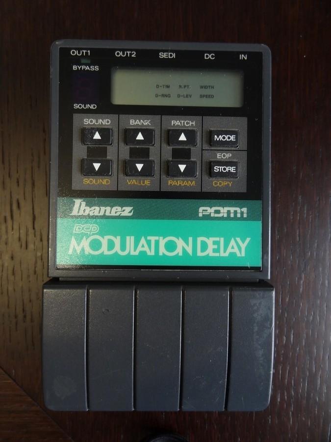 Ibanez PDM-1 Modulation Delay (77372)