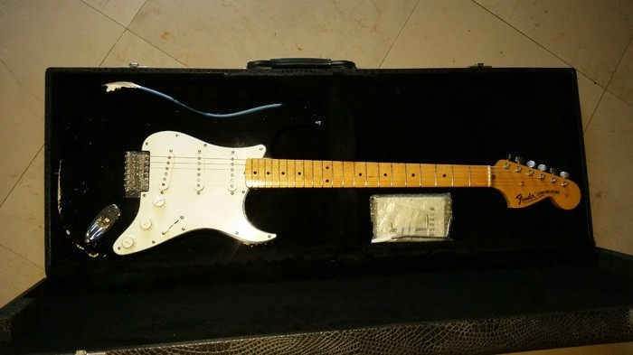 Ibanez Silver Series Stratocaster (29342)