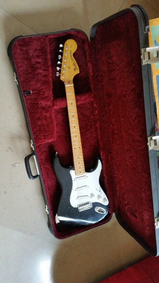 Ibanez Silver Series Stratocaster (9539)
