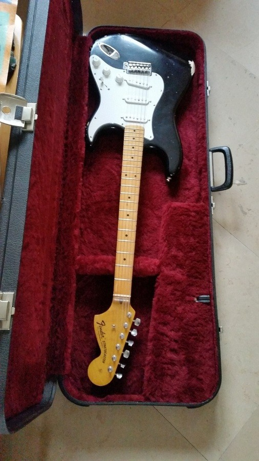 Ibanez Silver Series Stratocaster (55059)