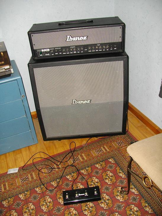 ibanez tone blaster 100h image 43518 audiofanzine. Black Bedroom Furniture Sets. Home Design Ideas