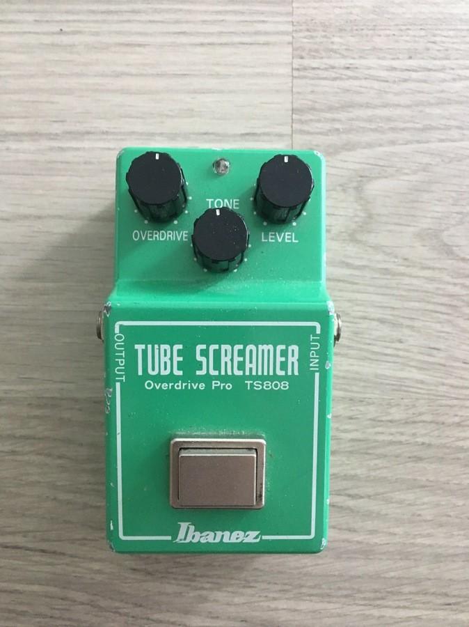 Ibanez TS808 Tube Screamer Reissue (3536)