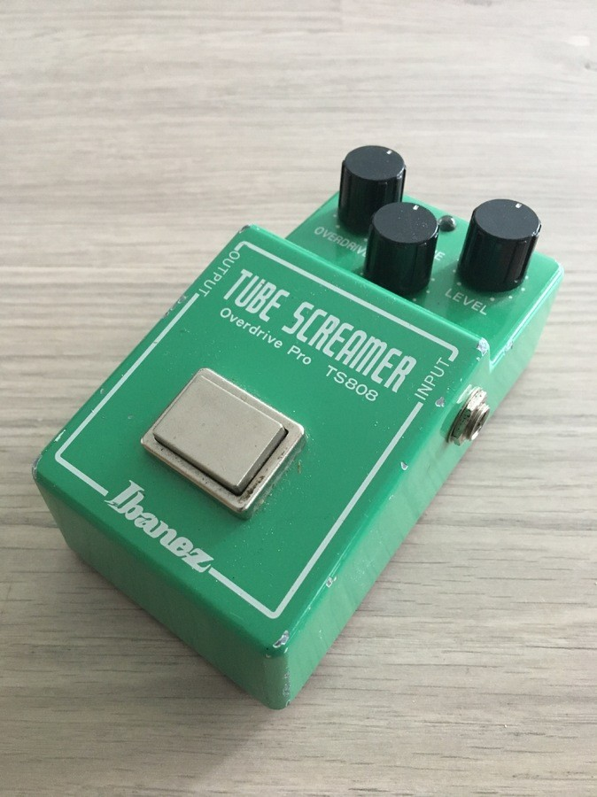 Ibanez TS808 Tube Screamer Reissue (55010)