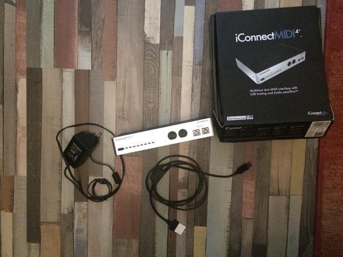 iConnectivity IconnectMIDI 4+ (68600)