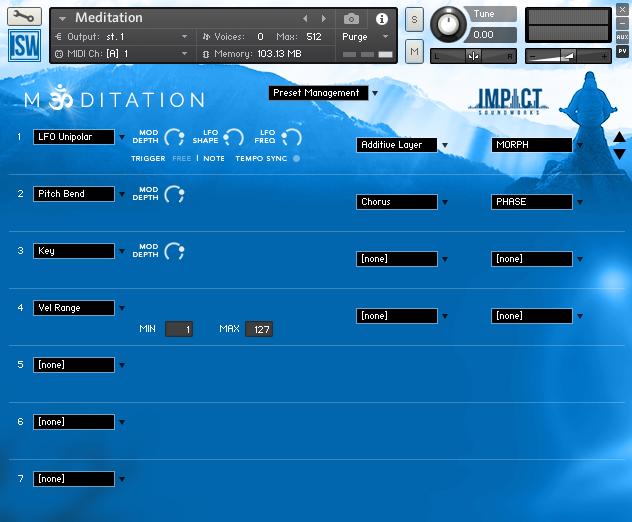 Meditation GUI 2