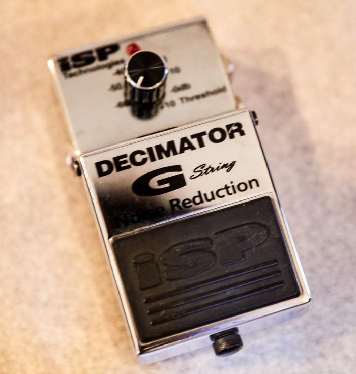Isp Technologies Decimator G-String (41267)