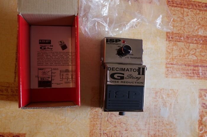 Isp Technologies Decimator II G-String (69963)