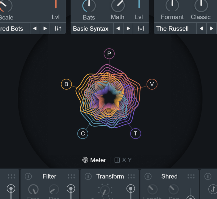 iZotope VocalSynth 2 Los Teignos images