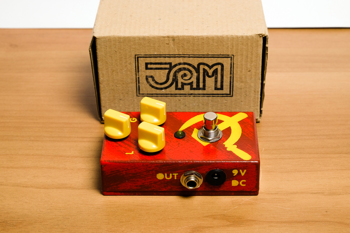 Jam Pedals Red Muck (95259)