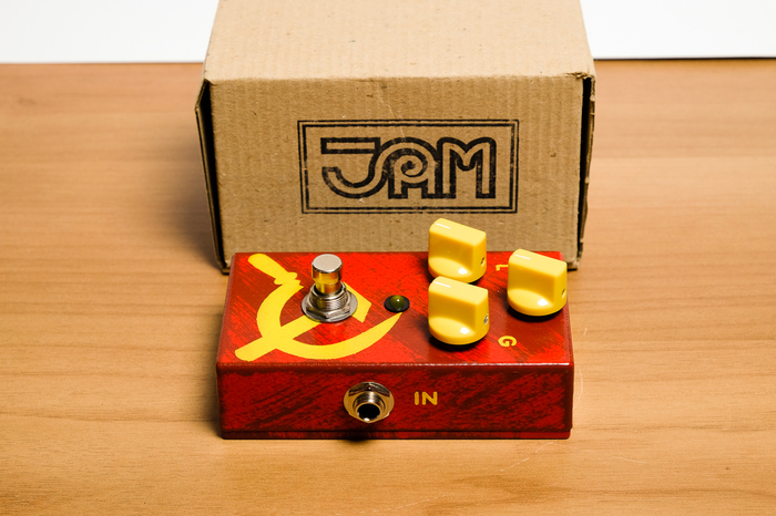 Jam Pedals Red Muck (45416)