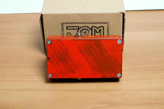Jam Pedals Red Muck (63374)